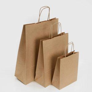 Papiertasche Giftpack A3