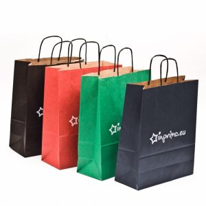 Papiertasche Giftpack A5 Color